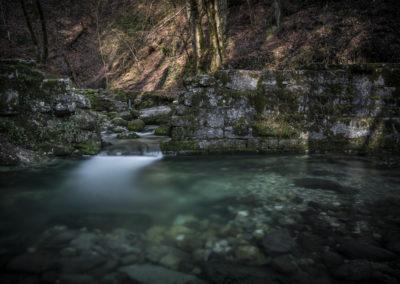 Cascades secrètes 25