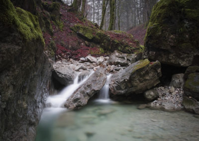 Cascades secrètes 34